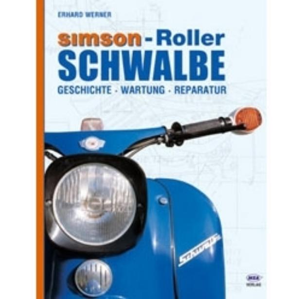 """Bild von Buch """"Simson Roller"""""""