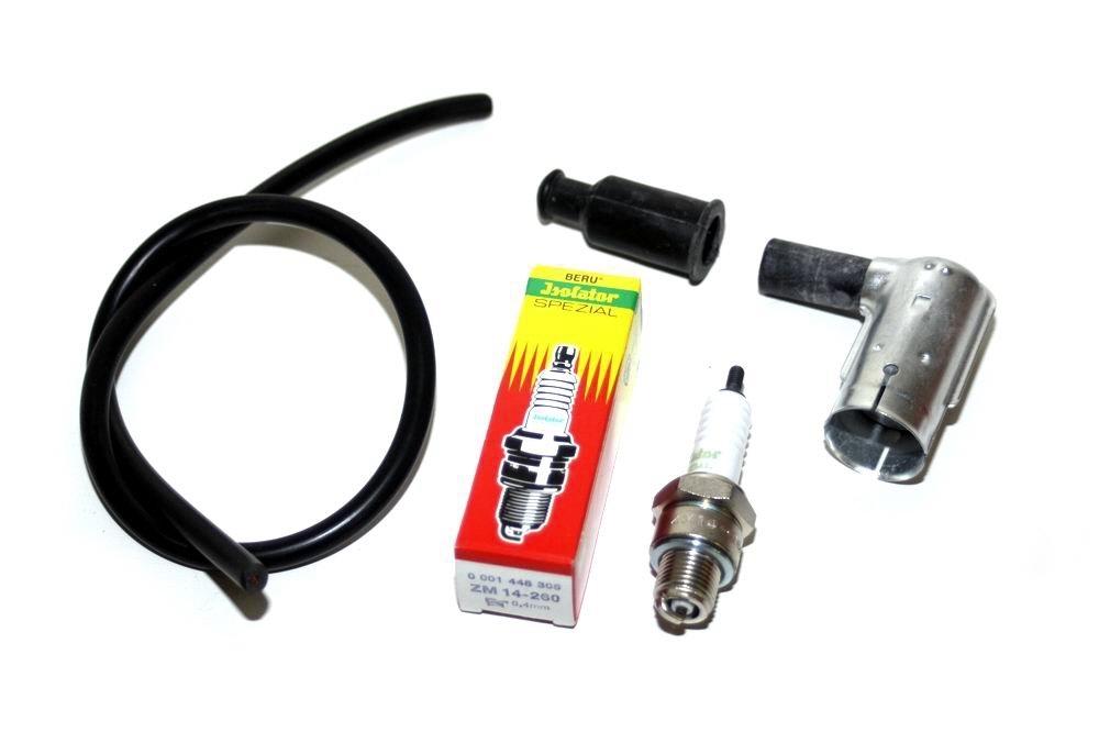 Bild für Kategorie Zündkerzen-Stecker und Kleinteile MZ