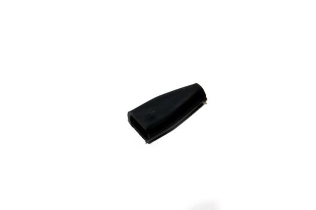 Bild von Steckhülse Kabelschuh  -schwarz