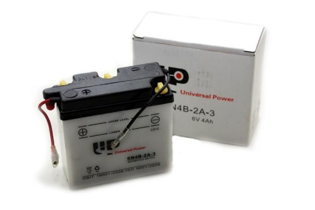 Bild von Batterie KR51 SR4-2 SR4-3 SR4-4  -6V 4Ah